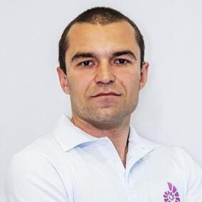 Кулешов Андрей Алексеевич, массажист
