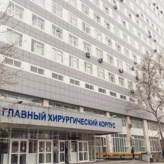 Больница МОНИКИ, фото №4
