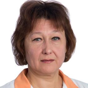 Петрова Элина Викторовна, кардиолог