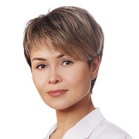 Ахмедина Гульнара Марсовна, терапевт