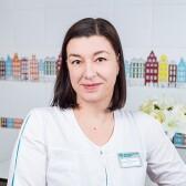 Хан Анна Вячеславовна, нефролог