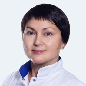 Галашова Эльвира Накиповна, эндокринолог