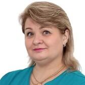 Георгинова Оксана Петровна, массажист