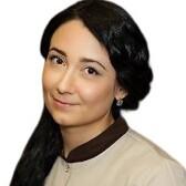 Горбунова Кристина Юрьевна, невролог