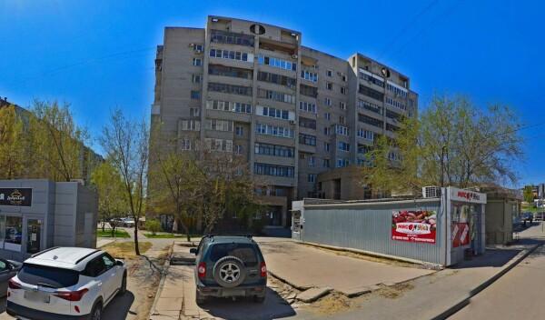 Детская поликлиника №1 на Еременко 56