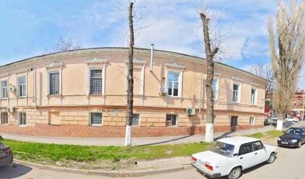 Онкологический диспансер на Московской