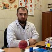 Абасов Азиз Шамилович, уролог