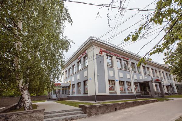 Клиника Александрия на Ошарской