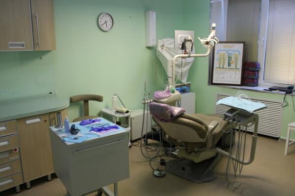 Cтоматологический салон «Грааль»