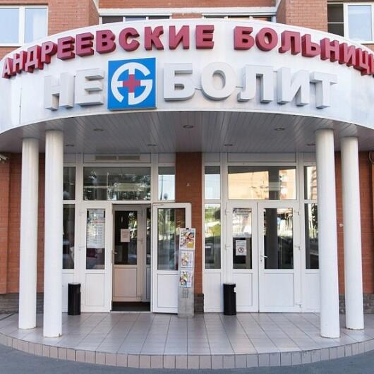 Андреевские больницы – НЕБОЛИТ в Троицке, фото №1