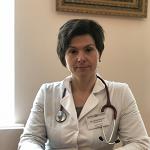 Рубина Ольга Георгиевна, врач функциональной диагностики