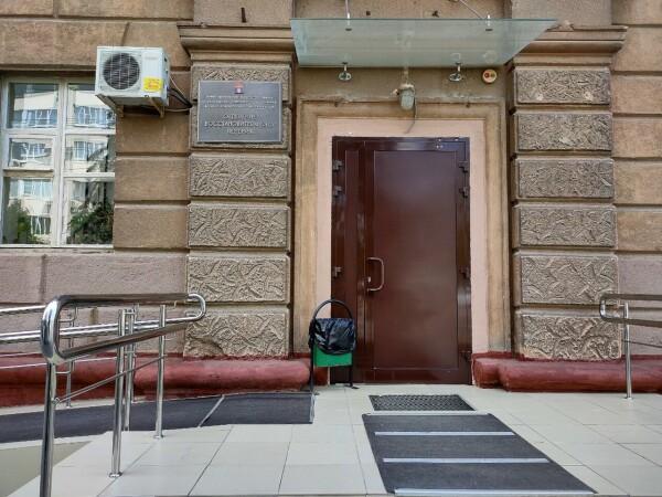Детская поликлиника №15 на Советской