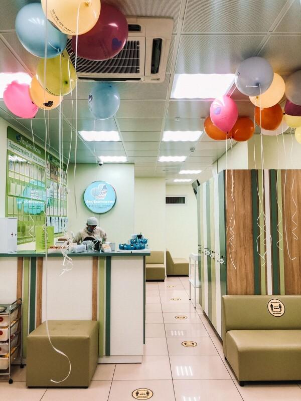 ЛекДиагностик на Грайвороновском, медицинский центр