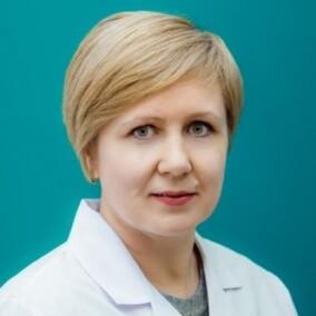 Жарких Елена Викторовна, врач УЗД