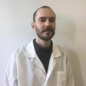 Мустоков Антон Юрьевич, рентгенолог