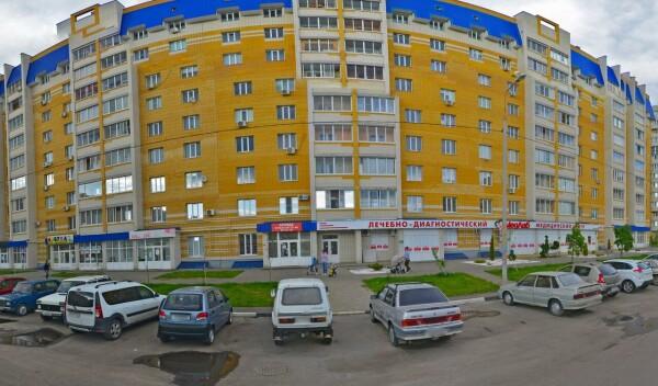 Медицинский центр «Медлаб» на Победы