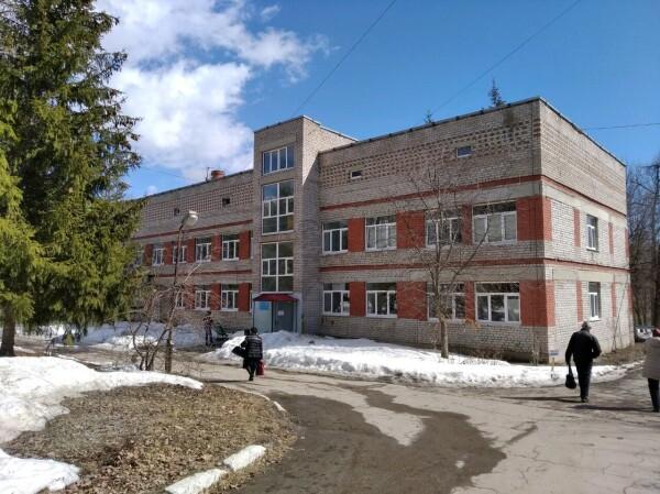 Детская поликлиника в Управленческом