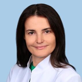 Збышевская Елизавета Владимировна, терапевт