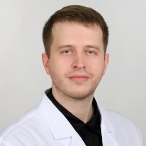 Рябоконь Николай Анатольевич, ортопед