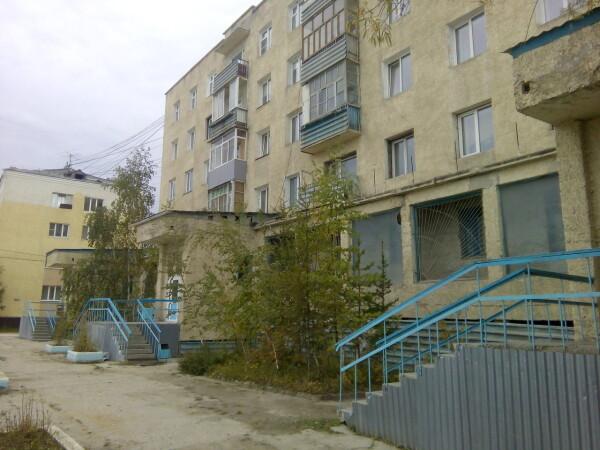 Поликлиника ФМБА на Хабарова 21