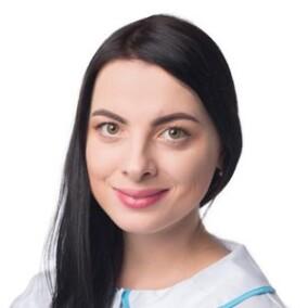 Дегтеренко Евгения Анатольевна, эмбриолог