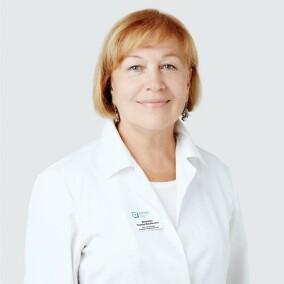 Денисова Тамара Васильевна, пульмонолог