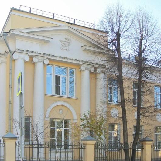НИИ Глазных болезней имени Гельмгольца, фото №1