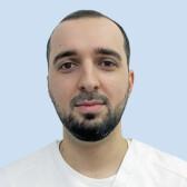 Абдулзагиров Рашид Алиевич, стоматолог-ортопед