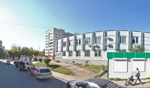 Детская поликлиника №17 на Краснореченской 177