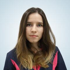 Григорова Анастасия Андреевна, стоматолог-терапевт