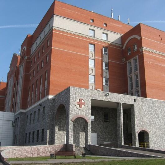 Дорожная больница №1 (ДКБ), фото №4