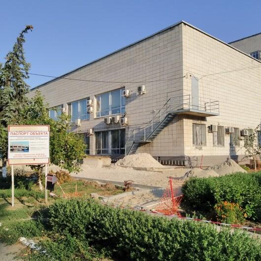 Больница скорой медицинской помощи №15 «Каустик», фото №2