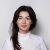 Береговая Ксения Аркадьевна, стоматолог-терапевт