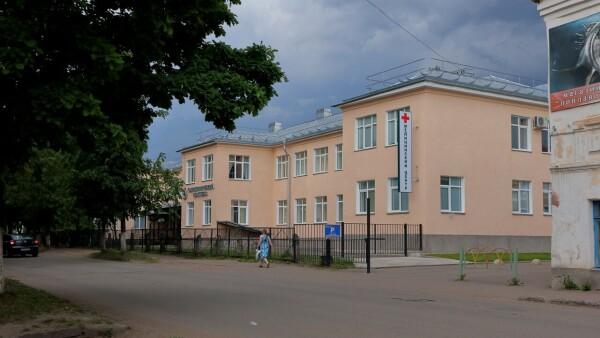 Северо-Западный Центр доказательной медицины в Старой Руссе на Трибуны
