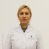 Алексеева Оксана Александровна, невролог