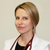 Старокожева Анастасия Яковлевна, кардиолог