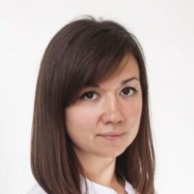 Муравка Виктория Михайловна, педиатр