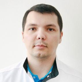 Катейкин Антон Вячеславович, врач функциональной диагностики