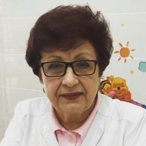 Попова Валентина Петровна, педиатр