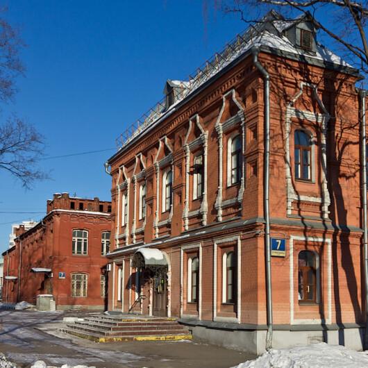 Клиническая больница № 33 им. Остроумова, фото №2