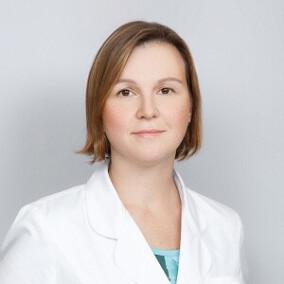 Михайлова Александра Леонидовна, офтальмолог