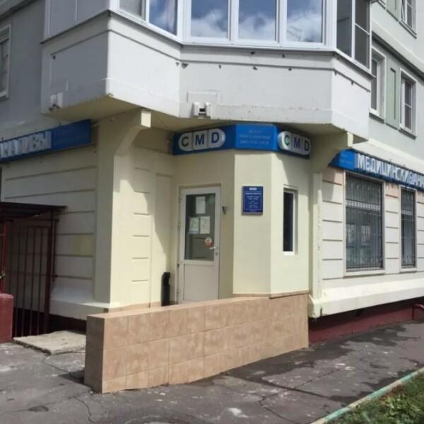 CMD Бульвар Дмитрия Донского