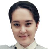 Нурманбетова Камиля Эльманбетовна, ЛОР
