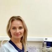 Плат Ирина Владимировна, массажист