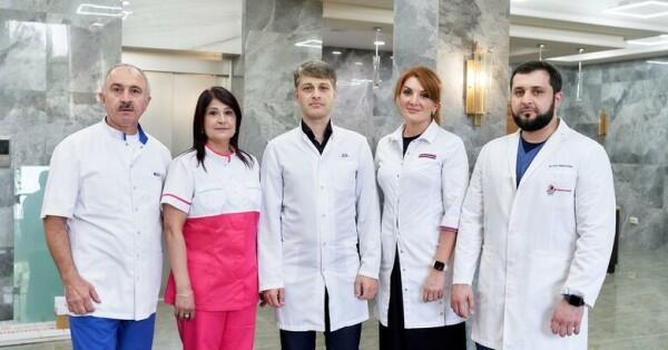 Поликлиника «Целитель» на Абдулы Алиева 4