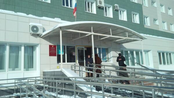Областная клиническая больница на 19 микрорайоне