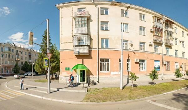Поликлиника №5 на Гоголя 42 (теперь поликлиника №2)