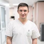 Образцов Артём Васильевич, массажист