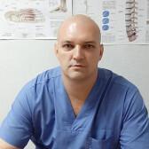 Цыганеску Антон Евгеньевич, ортопед