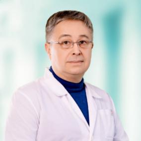 Зыков Аркадий Евгеньевич, гинеколог